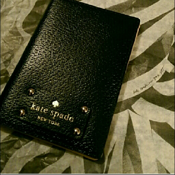 kate spade Accessories - Kate Spade passport cover